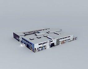 North Hangar 3D