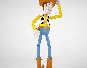 3D model Woody