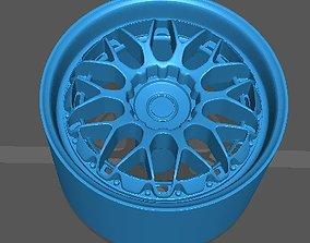 3D print model 1 64 scale Rotiform LVS-M Wheels