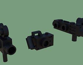 lego camera 3D model
