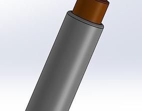 3D print model AAA-2-AA-Battery-Adapter