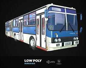 Ikarus bus 3D model