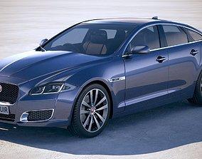 Jaguar XJ50 2019 3D