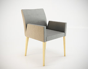 Mobitec Slim chair 3D