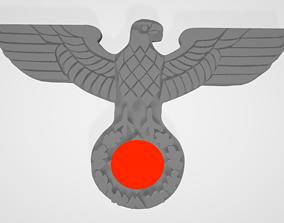 WW2 German Nazi NSDAP Eagle-1936 1st 3D print model