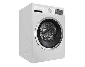 Bosch Washer WAY32742OE 3D model