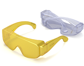 3D Safety Working Glasses
