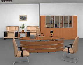 3D model Office 22 Set