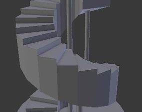 3D print model StairsFigurine