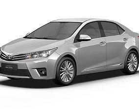 2014 Toyota Corolla Altis 3D