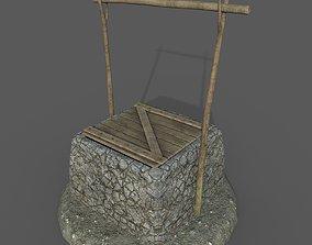 Tropical well 3D model