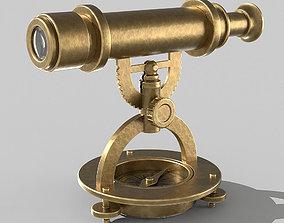 3D Desk telescope