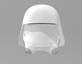 3D print model Star Wars TFA First Order SnowTrooper 1