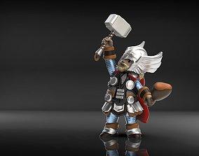 Chubby Thor 3D printable model