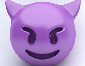 3D model Emoji DEMONs