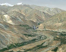 3D Kashmir Terrain