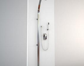 12 Bathroom Showers 3D