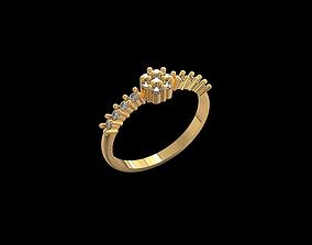 3D printable model Women Ring 004