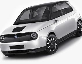 3D Honda E 2020
