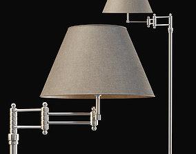 Floor lamp P-028 3D model