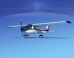 Cessna 152 Commuter V06 3D model