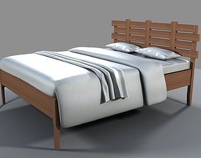 fabric 3D Bed
