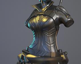 Black Widow Fan Art Scarlet Johanson 2020 3D print model