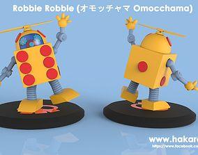 Robbie Robbie Yattaman 3D printable model