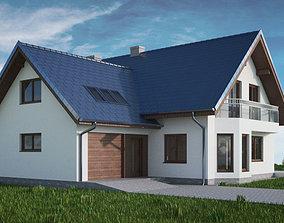 House 10C2 3D model