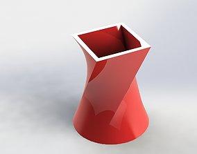 3D printable model Decorative Flower Pot 6