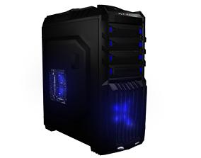 PC Case 3D