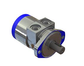 Hydraulic Fluid 3D model