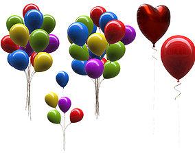 Balloons 3D