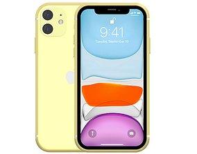 Apple Iphone 11 3D model