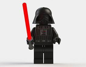 3D printable model Darth Vader Lego