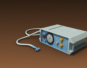 Medical Suction 3D asset
