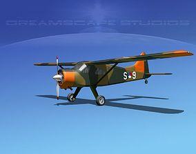 Dehaviland DH-2 Beaver RDAF 3D model