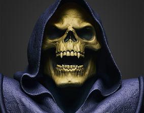 3D model Skeletor v2