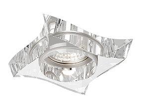 3D 006430 Flutto Lightstar Recessed spotlight