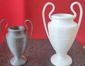 UEFA Champions League Trophy aka Ol Big 3D print model 1