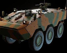 3D model VBTP-MR Guarani