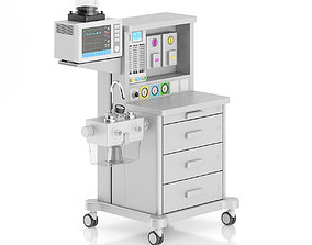 Anesthesia Delivery System 3D model