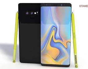 3D asset Samsung Galaxy Note 9