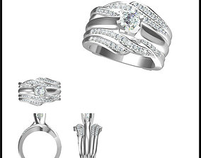 Wedding band rings for women 3design price