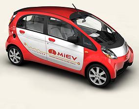 3D Mitsubishi i i MIEV