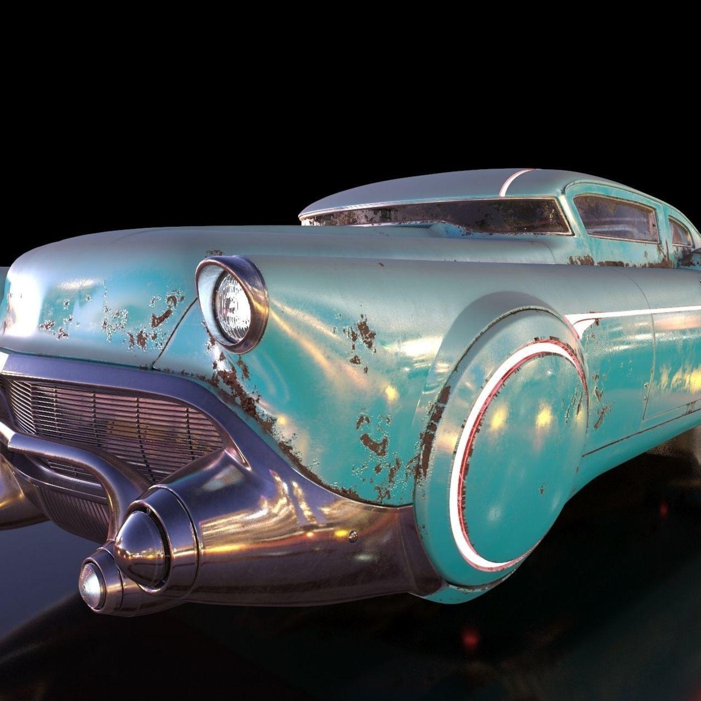 Buick Century 2057
