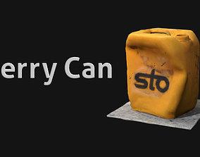 3D model Jerrycan