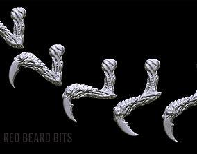 Xenoteras Small Talons 3D print model