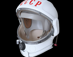 other Space helmet USSR 3D model
