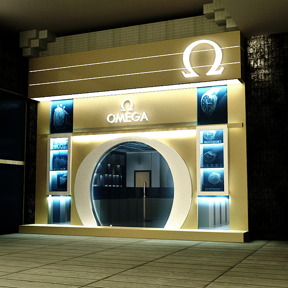 OMEGA Watches agency